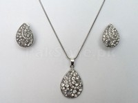 Silver Locket Set in Pakistan