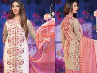 Amna Ismail Embroidered Lawn Suit Price in Pakistan