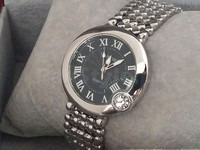 Cartier Ladies Watch Silver in Pakistan