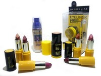 Pack of 9 Maybelline Cosmetics in Pakistan