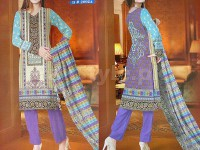 Tahzeeb Cotton Cambric Collection 2016 D-2002 A Price in Pakistan