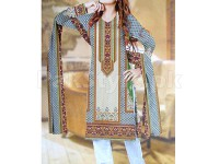 Tahzeeb Cotton Cambric Collection 2016 D-2006 C Price in Pakistan