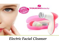 Touch Beauty Electric Facial Cleanser Set in Pakistan