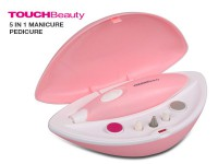 Touch Beauty Electric Manicure Pedicure Set Price in Pakistan