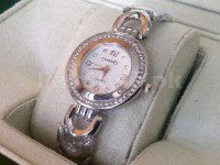 Chanel Ladies Watch - Silver in Pakistan