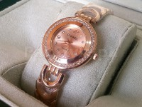 Chanel Ladies Watch - Golden in Pakistan