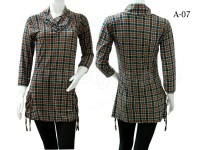 Stylish Checkered Tops with Tight in Pakistan