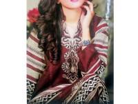 Star Classic Khaddar Suit with Shawl Dupatta in Pakistan