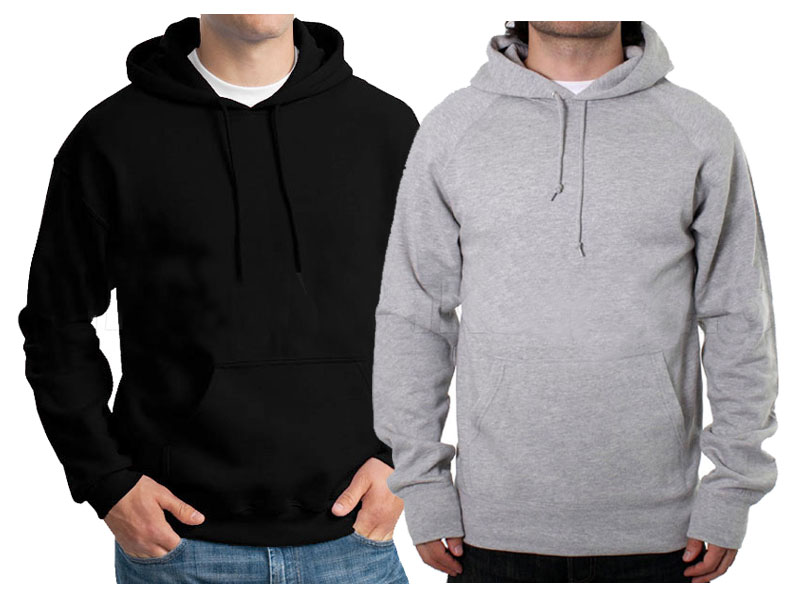 Pack of 2 Pullover Hoodies in Pakistan