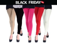 5 Ladies Tights Black Friday Deal in Pakistan