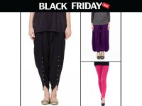 Combo of 3: Tulip Pant, Harem Pant & Tights in Pakistan