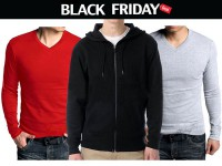 1 Hoodie & 2 T-Shirts Black Friday Deal in Pakistan