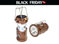 Solar Charging LED Lamp Black Friday Deal in Pakistan