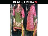 Star Khaddar Suit Black Friday Deal in Pakistan