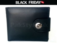 Leather Trifold Wallet Black Friday Deal in Pakistan
