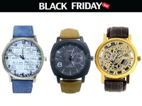 3 Men's Watches Black Friday Deal in Pakistan