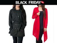 Ladies Coat & Shrug Black Friday Deal in Pakistan