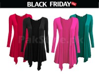 4 Ladies Shrugs Black Friday Deal in Pakistan