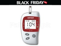 CERTEZA Blood Glucose Monitor + 10 Strips FREE in Pakistan