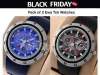 2 Ewa Tch Watches Black Friday Deal in Pakistan