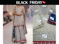 Chiffon Dress Black Friday Deal # 5 in Pakistan