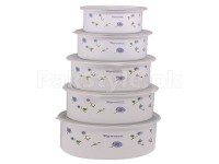 Set of 5 Food Containers in Pakistan