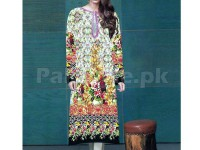 Digital Printed Stitched Kurti D-02 in Pakistan