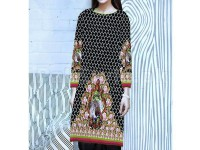 Digital Printed Stitched Kurti D-11 in Pakistan