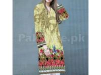 Digital Printed Stitched Kurti D-12 in Pakistan
