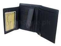 Pure Leather Men's Wallet in Pakistan