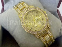 Rolex Winner 24 Watch | Golden in Pakistan