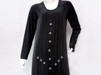 Jersey Abaya with Scarf  in Pakistan