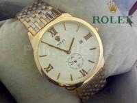 Rolex Down Second 2 Tone Watch in Pakistan