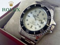 Rolex Submariner Watch - White Dial in Pakistan