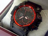 Casio G-Shock Watch - Red in Pakistan
