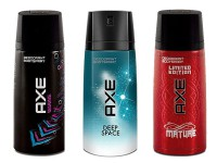 Pack of 3 AXE Body Spray in Pakistan