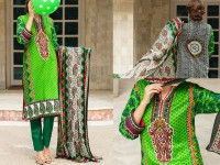 VS Classic Lawn Suit with Lawn Dupatta C1-2B in Pakistan