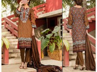 VS Classic Lawn Suit with Lawn Dupatta  C1-4B in Pakistan