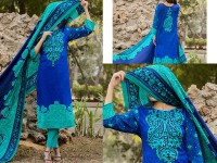 VS Classic Lawn Suit with Lawn Dupatta  C1-6B in Pakistan