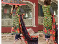 VS Classic Lawn Suit with Lawn Dupatta  C1-7B in Pakistan