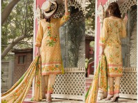 VS Classic Lawn Suit with Lawn Dupatta  C1-8B in Pakistan