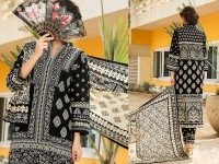VS Classic Lawn Suit with Lawn Dupatta  C1-9A in Pakistan
