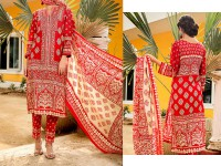 VS Classic Lawn Suit with Lawn Dupatta  C1-9B in Pakistan