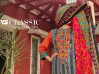 VS Classic Lawn Suit with Lawn Dupatta  C1-10A in Pakistan