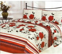 3D Bed Sheet With 2 Pillow Covers (3D-15) in Pakistan