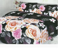 3D Bed Sheet With 2 Pillow Covers (3D-18) in Pakistan