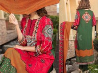 VS Classic Lawn Dress C2-11B in Pakistan