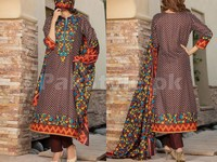 VS Classic Lawn Dress C2-12A in Pakistan