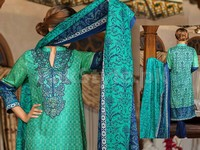 VS Classic Lawn Dress C2-13B in Pakistan
