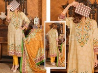 VS Classic Lawn Dress C2-14B in Pakistan